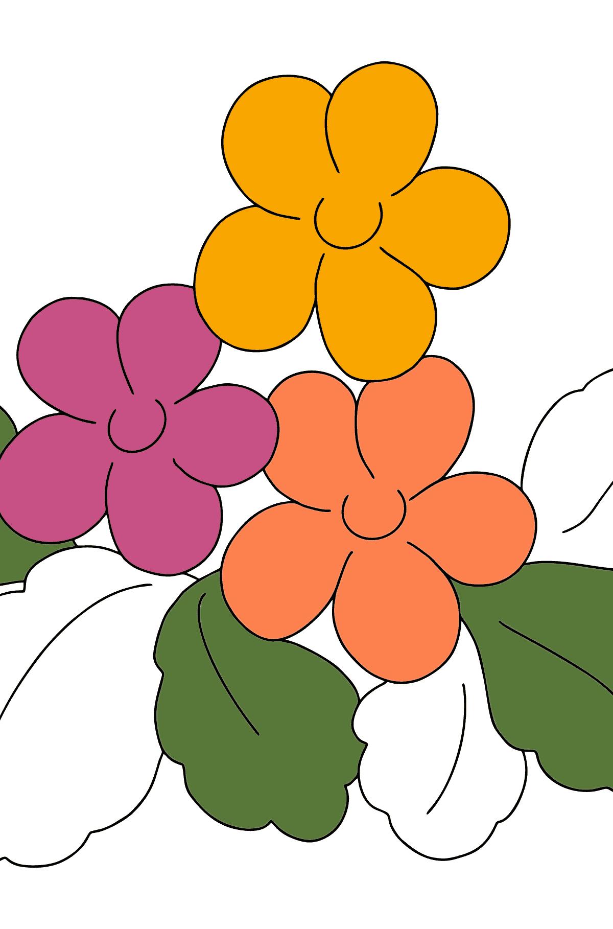 Раскраски для детей 1-2 лет