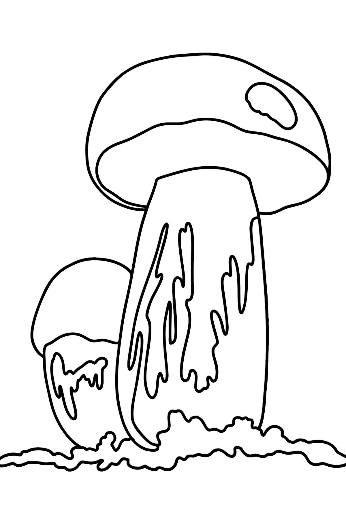 Cep coloring page - Coloring Pages for Kids