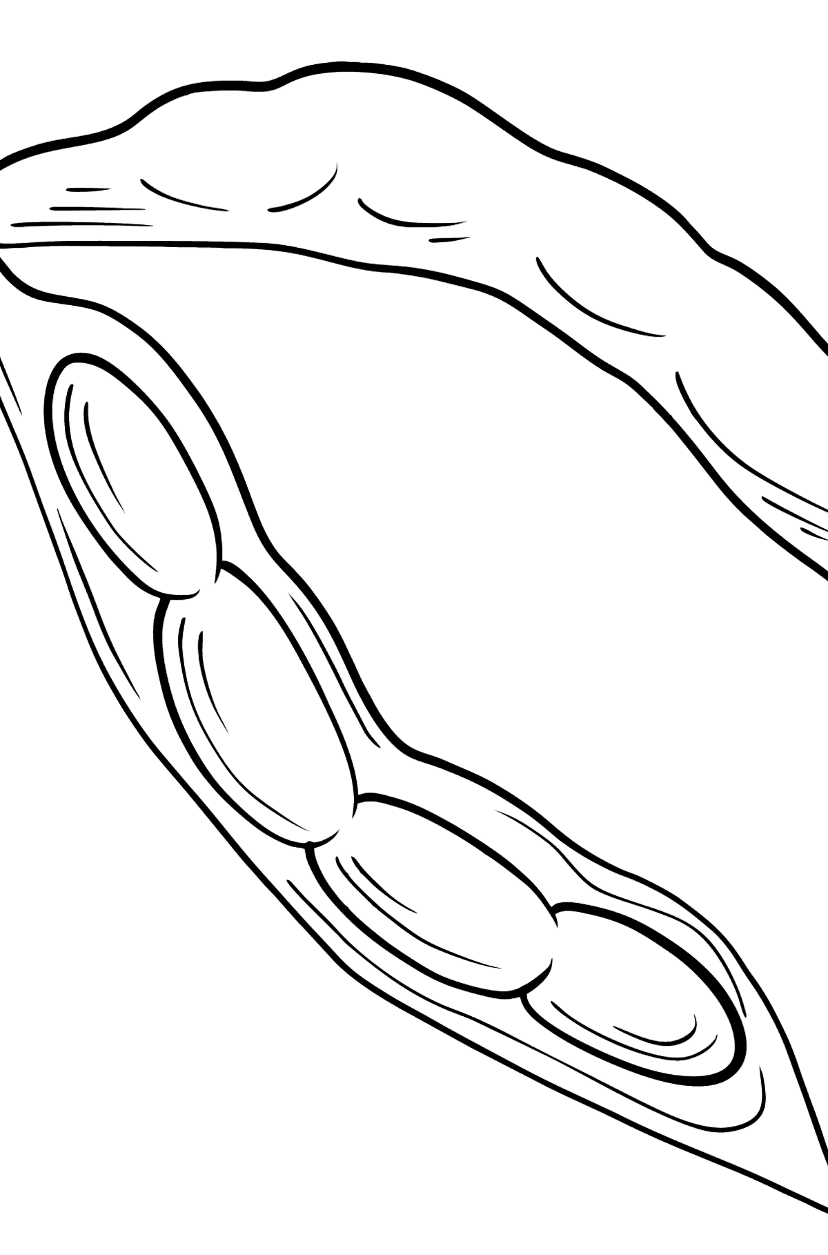 Beans coloring page - Coloring Pages for Kids